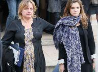 Obsèques de Marie Dubois : Sa fille et sa petite-fille unies dans la peine