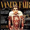 Le magazine Vanity Fair, édition française, du mois de novembre 2014