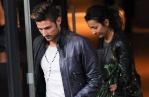 Olivier Giroud et sa belle Jennifer: Sortie en amoureux pour oublier les galères