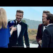 David Beckham : Stylé et charmeur pour une virée alcoolisée dans les Highlands