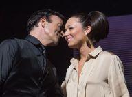 Tony Carreira complice sur scène avec les belles Natasha St-Pier et Anggun