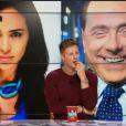 Leila (Secret Story 8) aurait-elle (eu) une relation avec Silvio Berlusconi ? Iliesse et Aurélie Van Daelen balancent dans Le Mag de NRJ 12, le vendredi 24 octobre 2014
