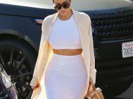 Kim Kardashian : Encore une tenue sexy, la jeune maman donne tout !
