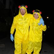 Guy Ritchie et Rocco : Dealers de drogue pour Halloween avec Jacqui Ainsley