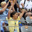 La princesse Victoria de Suède aux Jeux Paralympiques