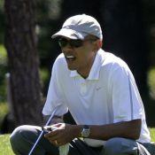 Barack Obama, un 'golfeur de m****' pour Michael Jordan : Le président riposte