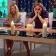 Patrick et Clara reçoivent la visite d'une voyante, dans Mon incroyable fiancé, épisodes 7 et 8, diffusés le vendredi 7 novembre 2014 sur TF1.