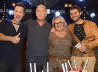 Valérie Damidot et son compagnon au joyeux anniversaire de Franck Dubosc