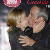 Thierry Ardisson et sa belle Audrey, fougueux pour la première de Conchita Wurst