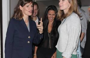 Ben Affleck et Jennifer Garner : Dîner entre amis avec Matt Damon et Emily Blunt