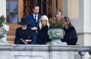 Familles royales de Suède et Norvège : Adieu ému à la princesse Kristine...