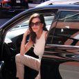 Janice Dickinson à Beverly Hills, Los Angeles, le 4 novembre 2014.
