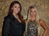 Rachel Legrain-Trapani et Kelly Vedovelli : Beautés chic pour une soirée mode
