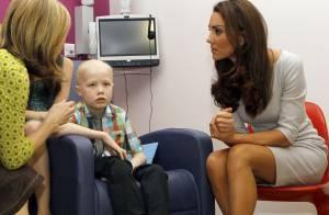 Kate Middleton: Accablée par la mort du jeune Fabian, qui l'avait bouleversée...