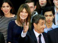 Nicolas Sarkozy : Carla et ses trois garçons, une famille unie pour le soutenir