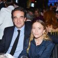 Olivier Sarkozy et Mary-Kate Olsen au gala caritatif organisé par le Child Mind Institute à New York le 26 novembre 2014