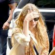 Mary-Kate Olsen à East Village le 8 septembre 2014
