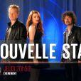 """Les jurés - Bande-annonce du premier épisode de """"Nouvelle Star 2015"""" sur D8. Jeudi 27 novembre 2014."""