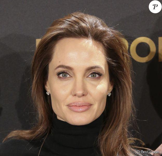 "Angelina Jolie - Photocall du film ""Invincible"" à Berlin le 27 novembre 2014"