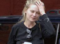 PHOTOS : Kirsten Dunst sans maquillage... une nuit difficile jeune fille ?