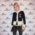 Exclusif - Pauline Lefèvreassiste à la soirée d'inauguration du nouveau concept store Premium Lacoste, situé Rue de Sèvres, à Paris. Le 2 décembre 2014.