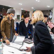 Lenny Kravitz à Paris : Séducteur et accessible pour ses fans