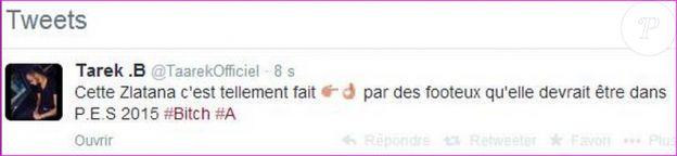 Tarek Bennatia, le petit frère de Nabilla, attaque Ayem sur Twitter.