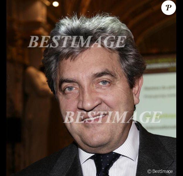 Exclusif - Wojciech Janowski (ex-consul honoraire de Pologne) à Monaco le 2 décembre 2005.