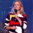 """Axel Goude et Louise Ekland - """"La France a un incroyable talent 2015"""" sur M6. Episode 1 diffusé le 9 décembre 2014."""