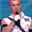 """Alexander - """"La France a un incroyable talent 2015"""" sur M6. Episode 1 diffusé le 9 décembre 2014."""