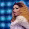 Mystik se transforme en Beyonce dans La France a un incroyable talent, le mardi 9 décembre 2014, sur M6