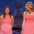 Les Cino Sisters reprennent Roar de Katy Perry dans La France a un incroyable talent, sur M6, le mardi 9 décembre 2014