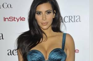 Kim Kardashian et Alessandra Ambrosio : Duo de bombes pour une chic soirée