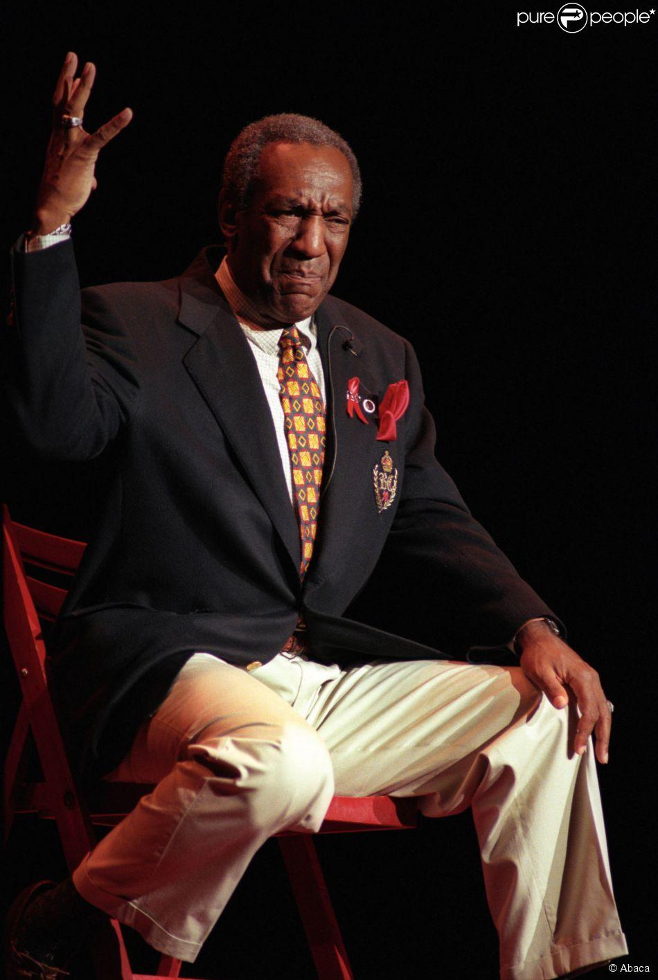 Bill Cosby en concert au Royal Albert Hall de Londres, le 5 juillet 1996