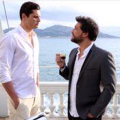 Florent Manaudou et Titoff : Leur délirante parodie de Clooney et Dujardin