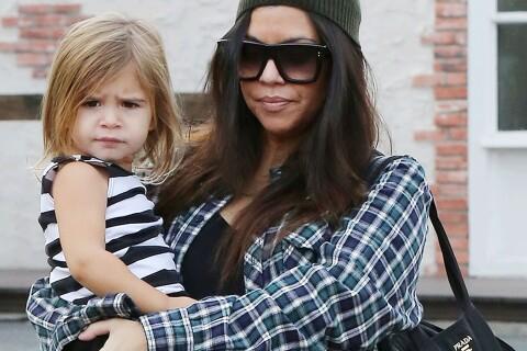 Kourtney Kardashian maman pour la troisième fois : La star a accouché !