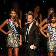 Julien Lepers anime l'élection de Miss Nationale 2015 au Royal Variétés à Arras. Cette année c'est Miss Paris, Allison Evrard qui a remporté le concours.