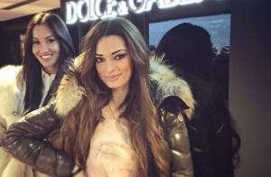 Emilie Nef Naf : Inséparable de sa nouvelle ''BFF'', la petite amie d'Adil Rami