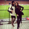 Emilie Nef Naf et Sidonie Biemont : Les deux brunettes sont inséparables !