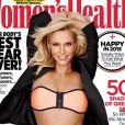 Britney Spears en couverture de Women's Health janvier/février 2015
