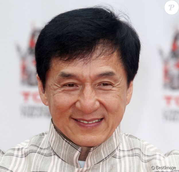 Jackie Chan à Hollywood le 6 juin 2013.