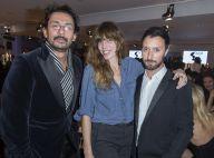 Lou Doillon, Marina Foïs et Emmanuelle Seigner : Soirée chic et mode