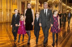 Famille royale de Belgique: La classe au concert de Noël à la mémoire de Fabiola