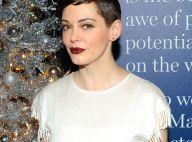 Rose McGowan lumineuse et élégante, elle vampirise malgré la chirurgie