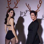 Kendall et Kris Jenner : Mère et fille en petite tenue pour un Noël sexy