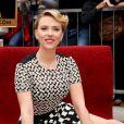 Scarlett Johansson à Los Angeles, le 2 mai 2012.