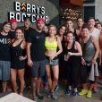 Ellie Goulding au Barry's Bootcamp à Miami Beach pour une séance de sport surprise avec le célèbre entraineur Derek DeGrazio le 5 janvier 2015