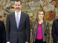 Letizia et Felipe VI d'Espagne : Fin de semaine de rentrée en douceur au palais