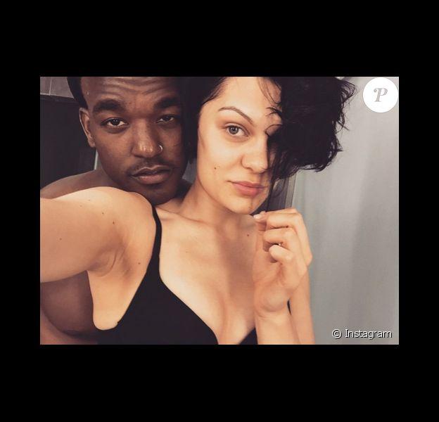 La chanteuse Jessie J en vacances en Jamaïque avec son amoureux James Luke a posté plusieurs photo de leur séjour au début du mois de Janvier 2015.