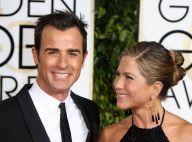 Jennifer Aniston : Sublime perdante, avec Justin Theroux, aux Golden Globes